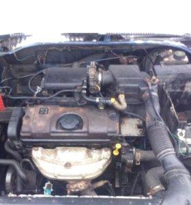 Двигатель 1.4 Пежо 306