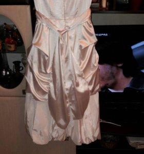 Платье на10-13лет