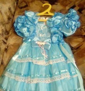 Красивое платье для праздника