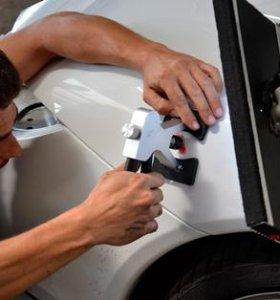 Устройства для кузовного ремонта авто