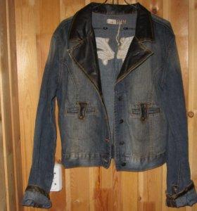 Куртка джинсовая Турция новая в наличии