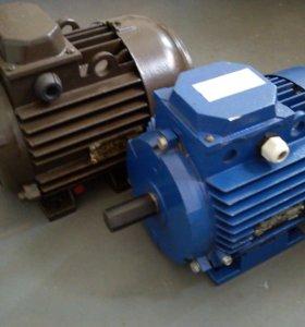 Эл.двигатель 4*1500 , 4*3000