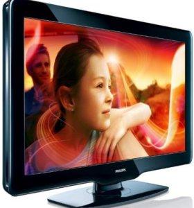Телевизор ЖК Philips 32PFL3406/60 Б/У