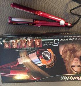 Выпрямитель для волос  керамический BABYLISS st299