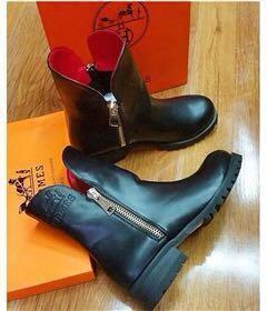 Ботинки хермес