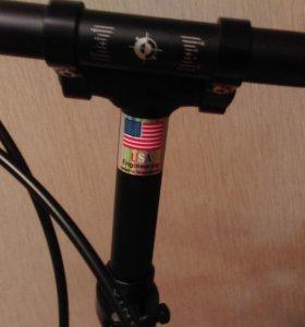 Dahon mu D8 складной велосипед