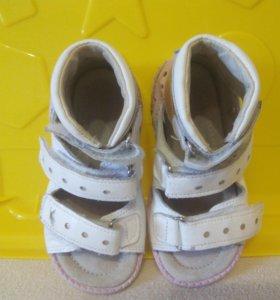 Ортопедические сандали батичелли