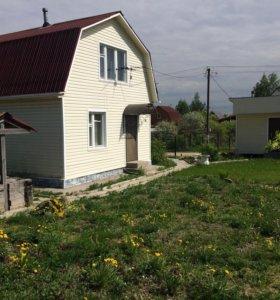 Зимний Дом 60 м² на участке 7 соток