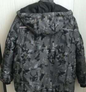 Куртка зимняя от 128 до 145