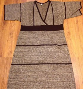 Платье теплое, 52-54