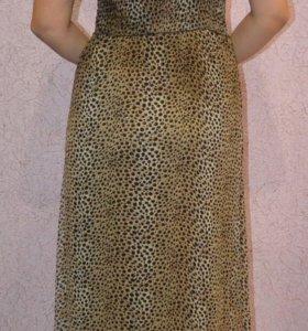 Платье Лео ( лёгкий шифон) подойдёт Беременным нов
