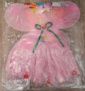 Карнавальный костюм Цветочная фея
