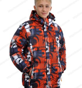 Куртка новая на 8лет