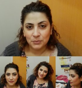 Уход за лицом и экспресс макияж