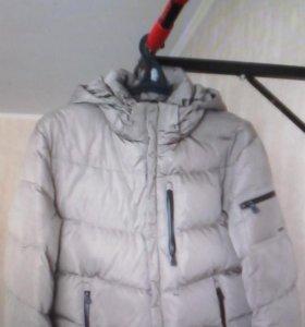 Куртка зимняя р-р 46