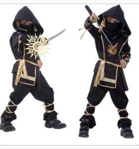костюм Ниндзя.