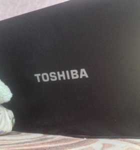 Ноутбук (Toshiba)