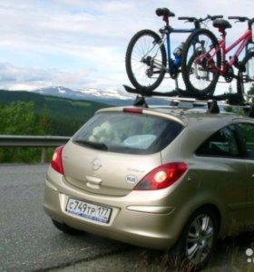 Крепления для велосипедов Opel (оригинал, 2шт)