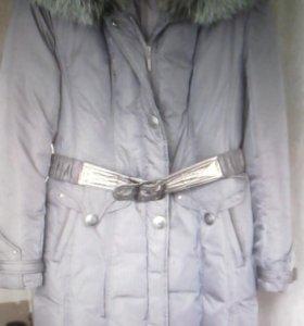 Пальто женское зимнее 50-52 р