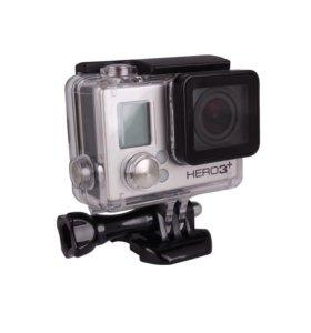 Водонепроницаемый бокс для GoPro Hero 3/3+/4