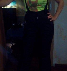 Болоневые штаны.