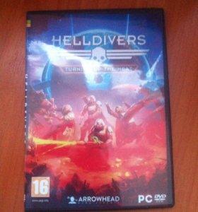 Held divers