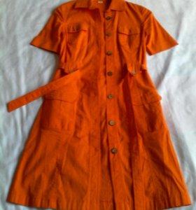 Платье, халат
