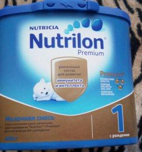 Детская смесь Nutrilon премиум 1