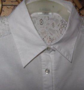 Блузки новые на 7-8 лет