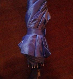 Новый голубой зонтик
