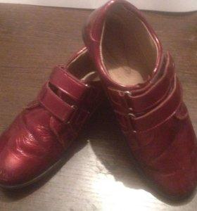 Туфли для девочки, р-р 37
