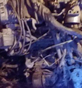 Двигатель от тойоты 5А