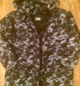 Куртка новая зимняя мужская