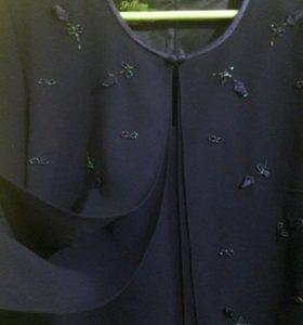 Платье вечернее р. 50-52