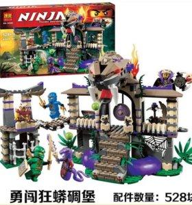 Конструктор Ninjago (Ниндзяго)