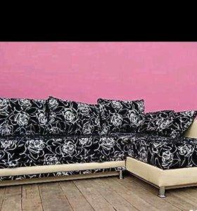 56 Угловой диван