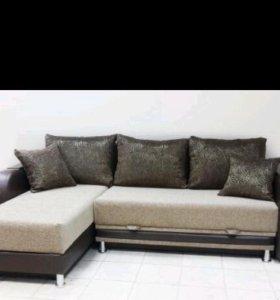 57 Угловой диван