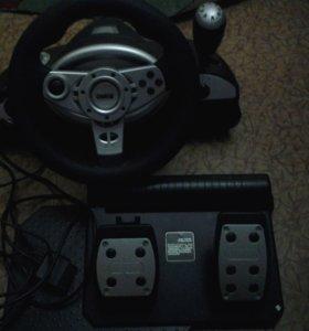 Игровой руль DialOg