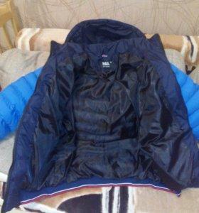 Куртка зимняя мужская,новая.