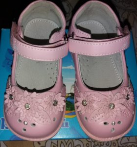 Туфли для девочки. 20р-р.