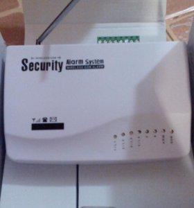 Gsm сигнализация для дома, квартиры, гаража