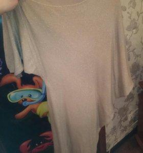 Платье необычный фасон