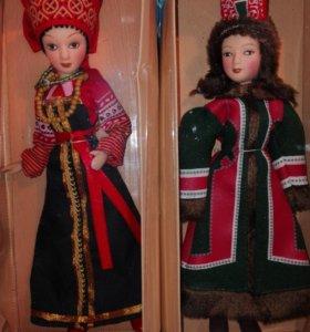 Куклы в костюмах