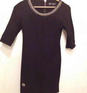 Миленькое чёрное платье