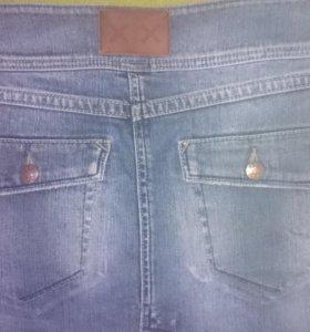 Юбка джинсовая, в отличном состоянии!!!