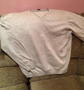 свитер мужской 56 р