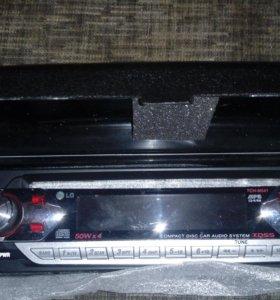 Панелька от магнитолы LG