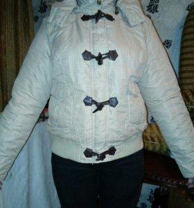 Зимняя куртка.Новая