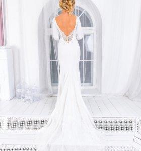 Свадебное платье от Daria Karlozi