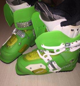 Ботинки горнолыжные Salomon Focus 2014 унисекс